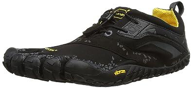 new products ce3d9 e558e Vibram Men s Spyridon MR Trail Running Shoe, Black Grey,40 EU 8.5