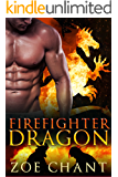 Firefighter Dragon (Fire & Rescue Shifters Book 1)