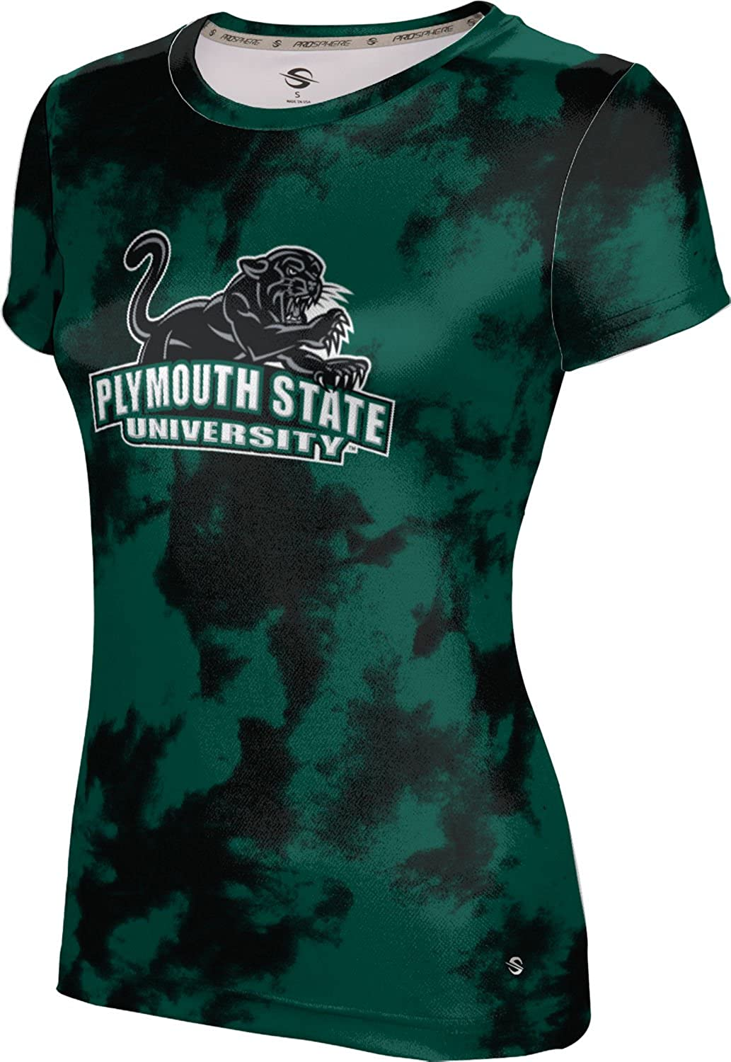 Grunge ProSphere Plymouth State University Girls Performance T-Shirt