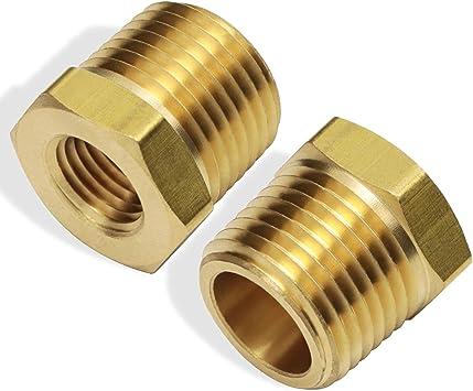 """Brass A//F Hex  5//16/""""  x  24/"""" Long"""
