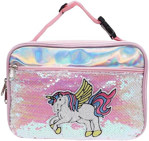 Insulated Unicorn Lunchbag