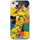 iPhoneSE iPhoneケース (ハードケース) [薄型/耐熱/全面印刷] Nijisuke (ニジスケ) キリン CollaBorn (iPhone5s/iPhone5対応)