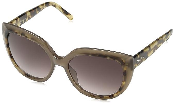 Escada Damen Sonnenbrille Ses391M, Braun (Shiny Opaline Chestnut), Einheitsgröße