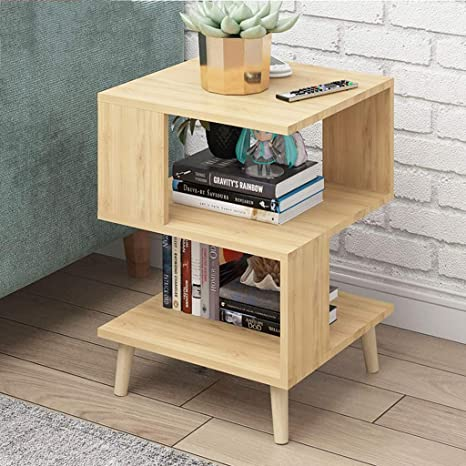 Brilliant Amazon Com Dww Practical Square Coffee End Table With Unemploymentrelief Wooden Chair Designs For Living Room Unemploymentrelieforg