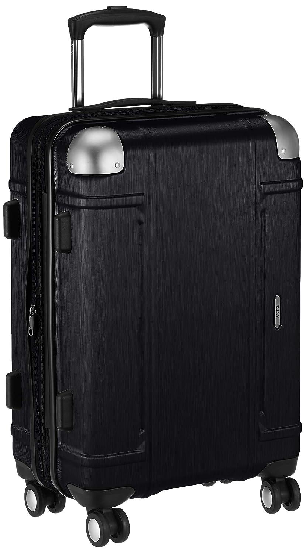[ゼットエヌワイ] スーツケース ミネオラ 拡張可能 双輪キャスター TSAロック 不可 54L 54 cm 4.1kg B07MMDBFCS ガンメタリック