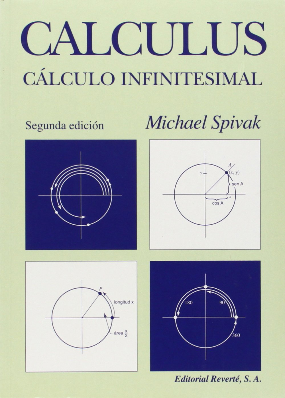calculo infinitesimal michael spivak