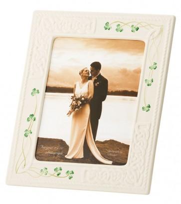 Buy Belleek Tara 8 x 10 Frame | Belleek.com