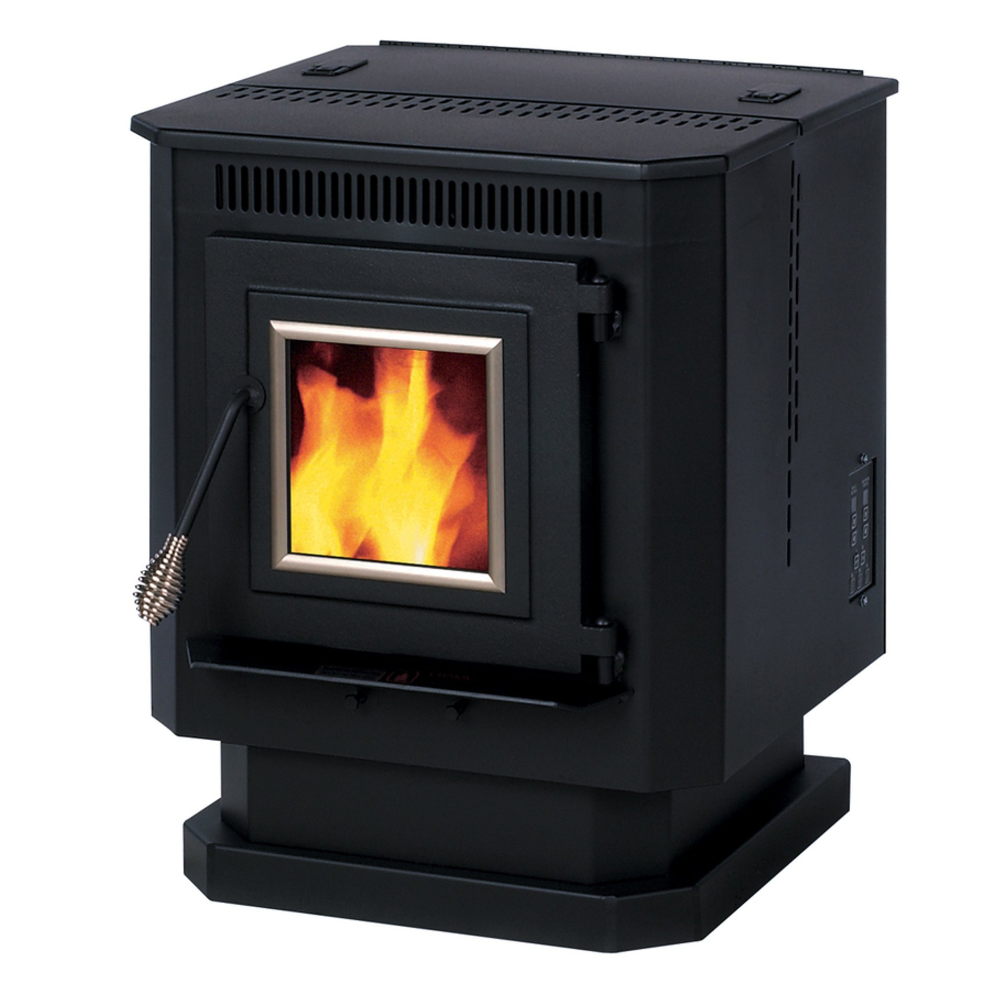 Summers Heat 55-SHP10 Pellet Stove 1,500 Square Foot by Summers Heat