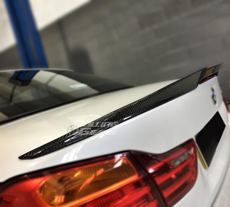 Rolling Gears F82 Performance Aler/ón del tronco de la fibra de carbono para F82 M4 Coupe 2014-18