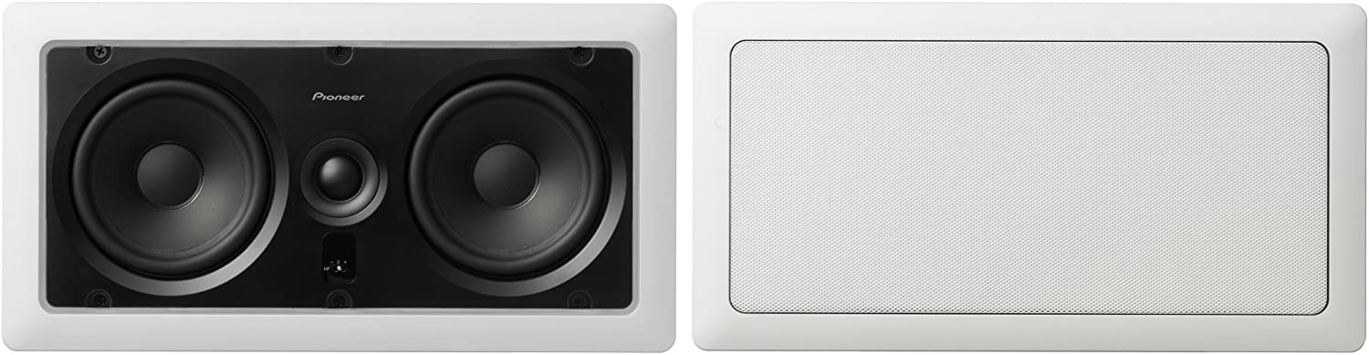 Pioneer S-IW531L Custom Series In-Wall Center Channel Speaker (Discontinued by Manufacturer)