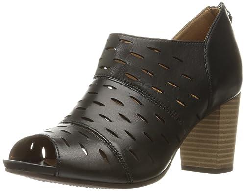 660fad832b2 Clarks Women s Banoy Takala Heeled Sandal  Amazon.ca  Shoes   Handbags