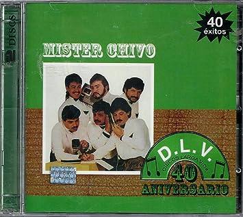MIster Chivo - MIster Chivo (2CDs 40 Aniversario 40 Exitos EMI-733022) - Amazon.com Music
