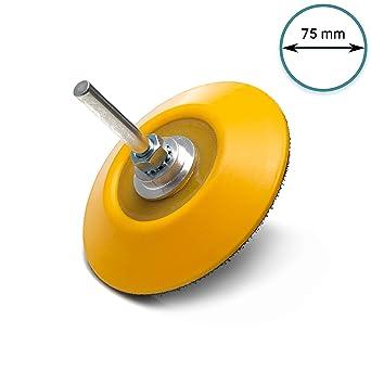 50mm Schaum Schleifteller Hart 1 Stück