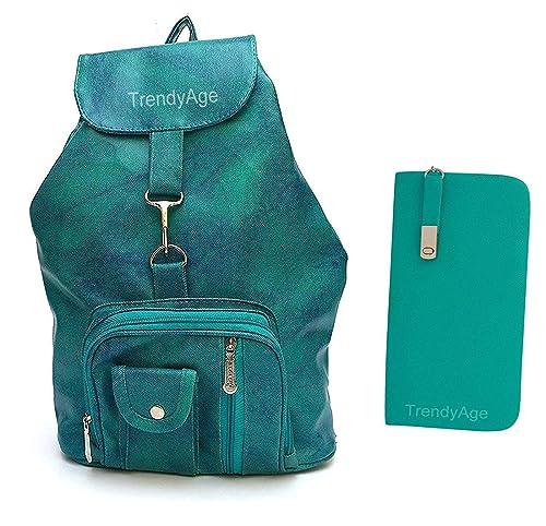 e20b9acfcf72 TrendyAge - New Fashion Girls Backpack