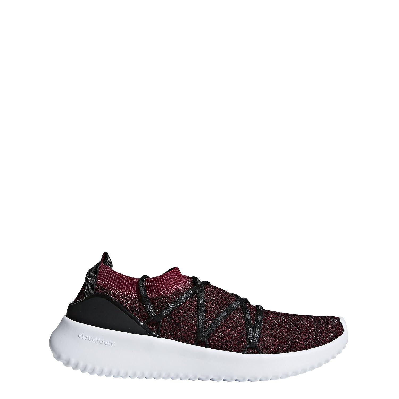 adidas Women's Ultimamotion Running Shoe B077XCQGJ6 9.5 B(M) US|Mystery Ruby/Black/White