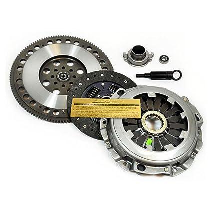 Amazon.com: EF HD CLUTCH KIT + CHROMOLY FLYWHEEL 2002-2005 SUBARU IMPREZA WRX 2.0L TURBO: Automotive