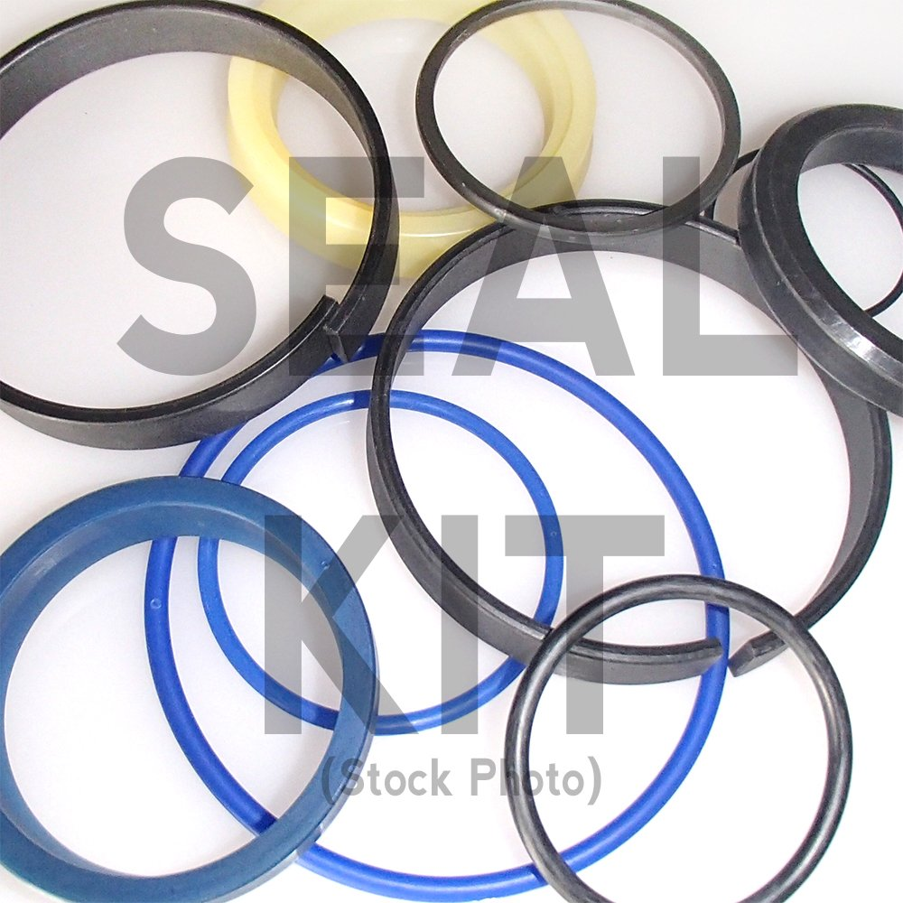 AH148453 Stick Arm Cylinder Seal Kit Fits John Deere 200LC 200 LC by RAPartsinc (Image #6)