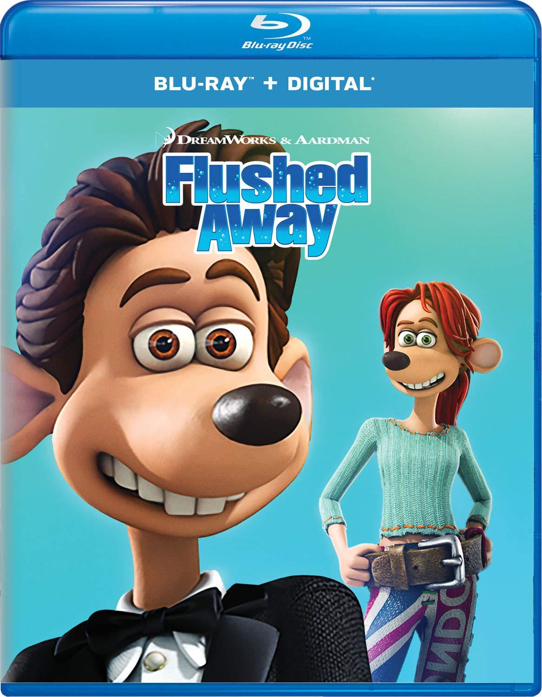 Flushed Away [Blu-ray]