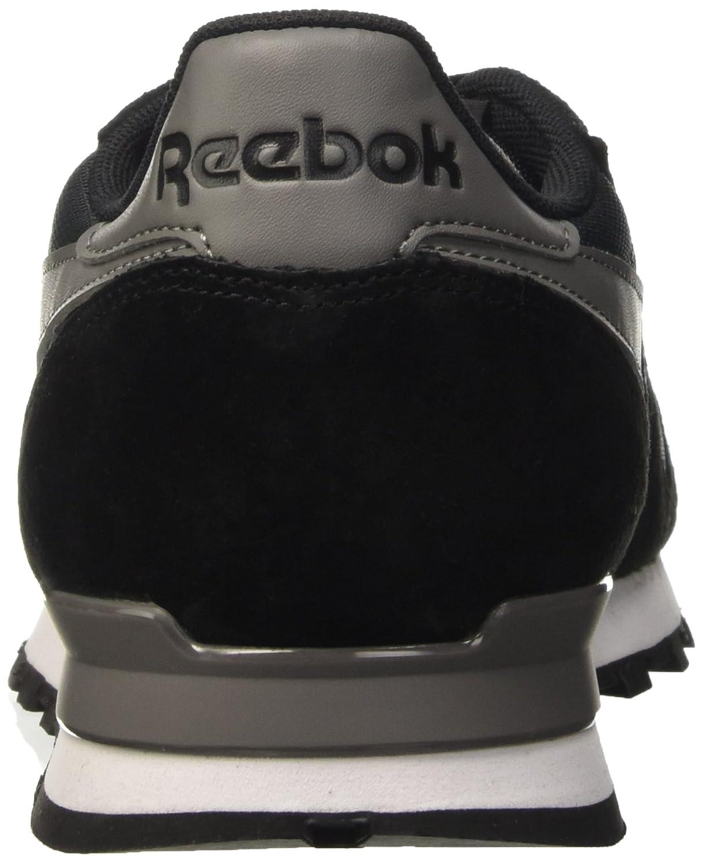 Reebok Herren Classic Leather Clip Ele Low-Top, schwarz  Amazon.de  Schuhe    Handtaschen aaf77e81c9