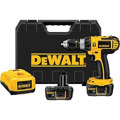 DEWALT DCD775KL 18-Volt Cordless Hammer-Drill