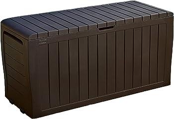 Keter Marvel Plus 71 Gallon Resin Outdoor Storage Box