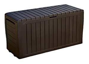 Keter Marvel Plus Resin Outdoor Storage Box