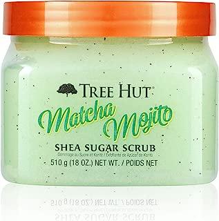 product image for Tree Hut Shea Sugar Scrub Matcha Mojito, 18oz, Ultra Hydrating & Exfoliating Scrub for Nourishing Essential Body Care