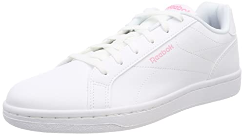d41cf2a280d Reebok Women s Royal Complete CLN Tennis Shoes White (White Light Pink 000)  7.5