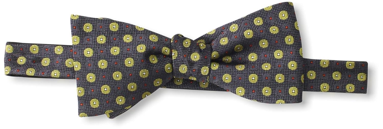 Ben Sherman Mens Giles Dot Bow Tie