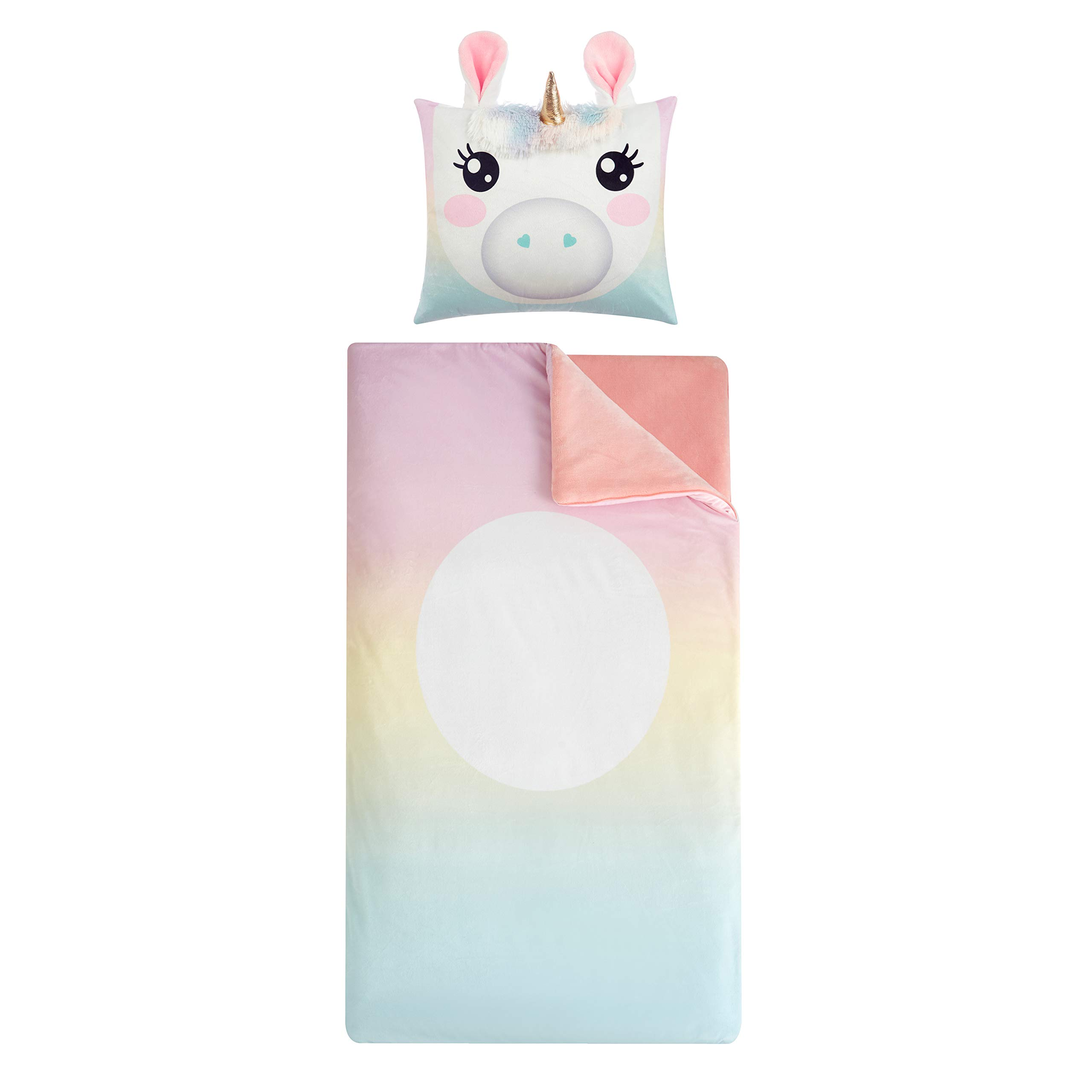 Heritage Kids Unicorn Sleeping Sac with Pillow