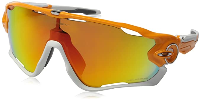 orange oakleys  Amazon.com: Oakley Men\u0027s Jawbreaker OO9290-09 Shield Sunglasses ...