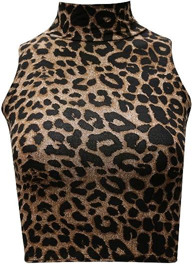 Fashion 4 Less para Mujer diseño de Piel de Leopardo para el ...