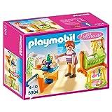 Playmobil - 5304 - La chambre à coucher de bébé