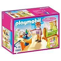 Habitacion Bebe cuna Playmobil Dollhouse