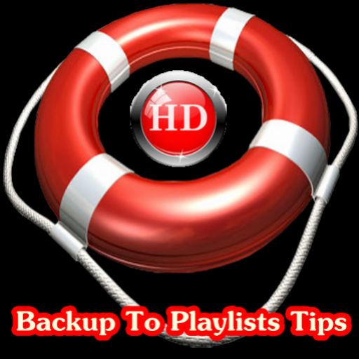 Backup To Playlists Tips