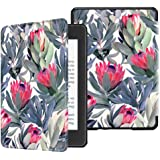 TERSELY Slimshell Case Cover for All-New Kindle Paperwhite 10th Generation-2018 (Model No. PQ94WIF), Smart Shell Cover…
