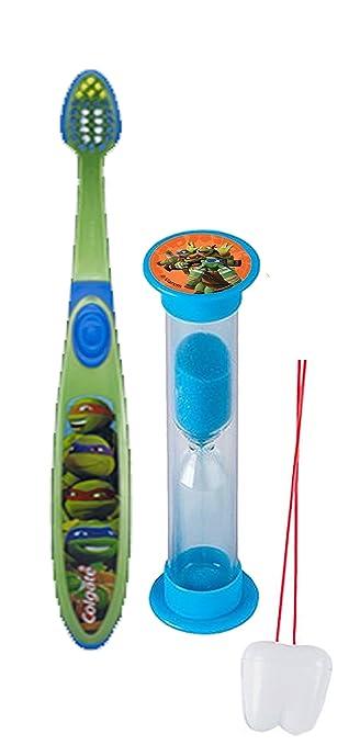 Amazon.com: Teenage Mutant Ninja Turtles 2pc Bright Smile ...