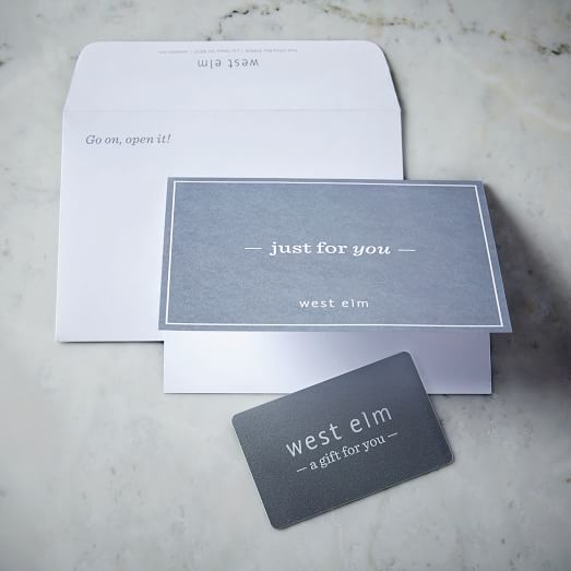 west elm Gift Card | west elm
