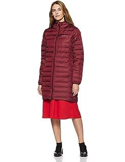 b2da212d1653 Amazon.com  Columbia Women s Heavenly Long Hooded Jacket  Sports ...