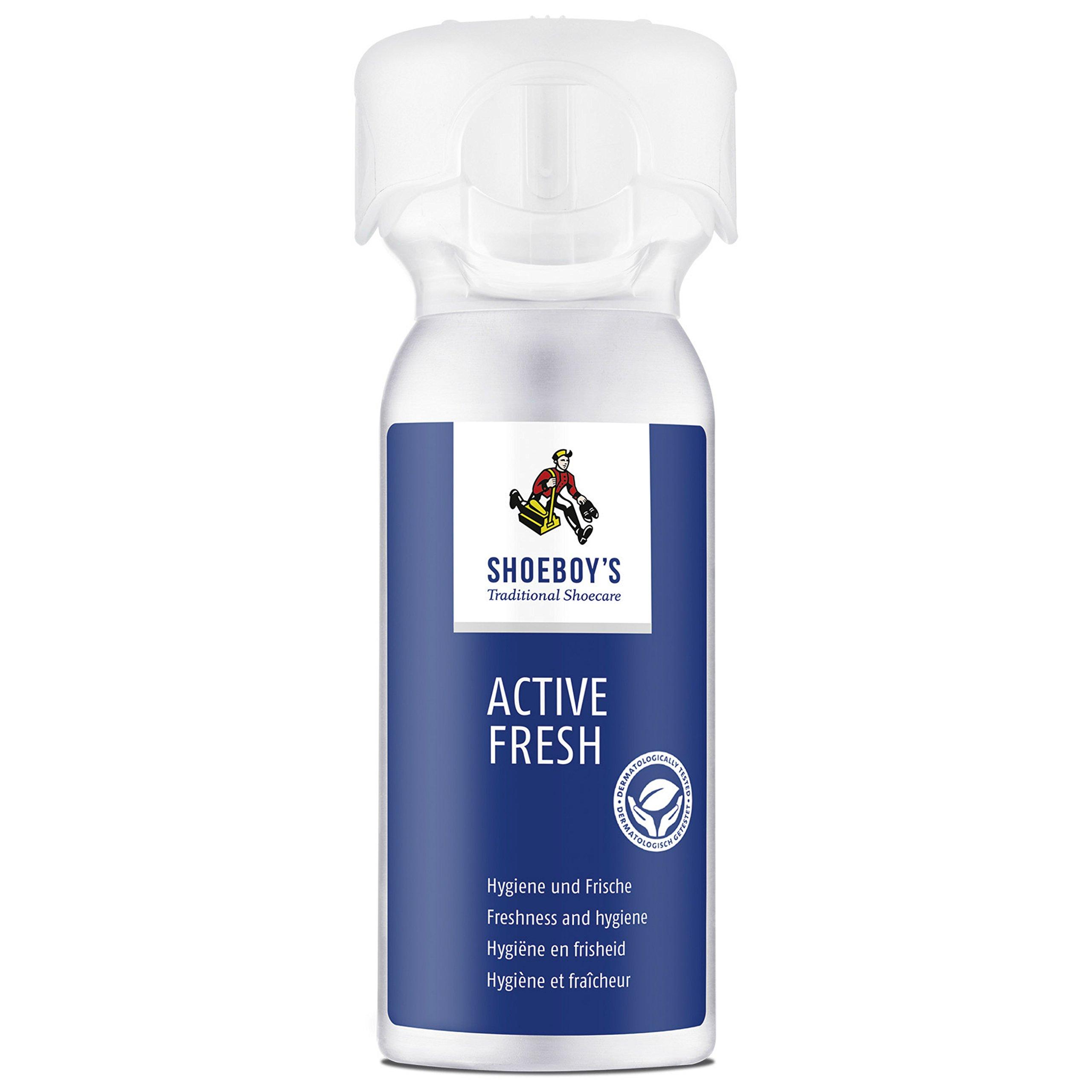 Shoeboy Active Fresh / Spray desodorante para calzado / 3.4o