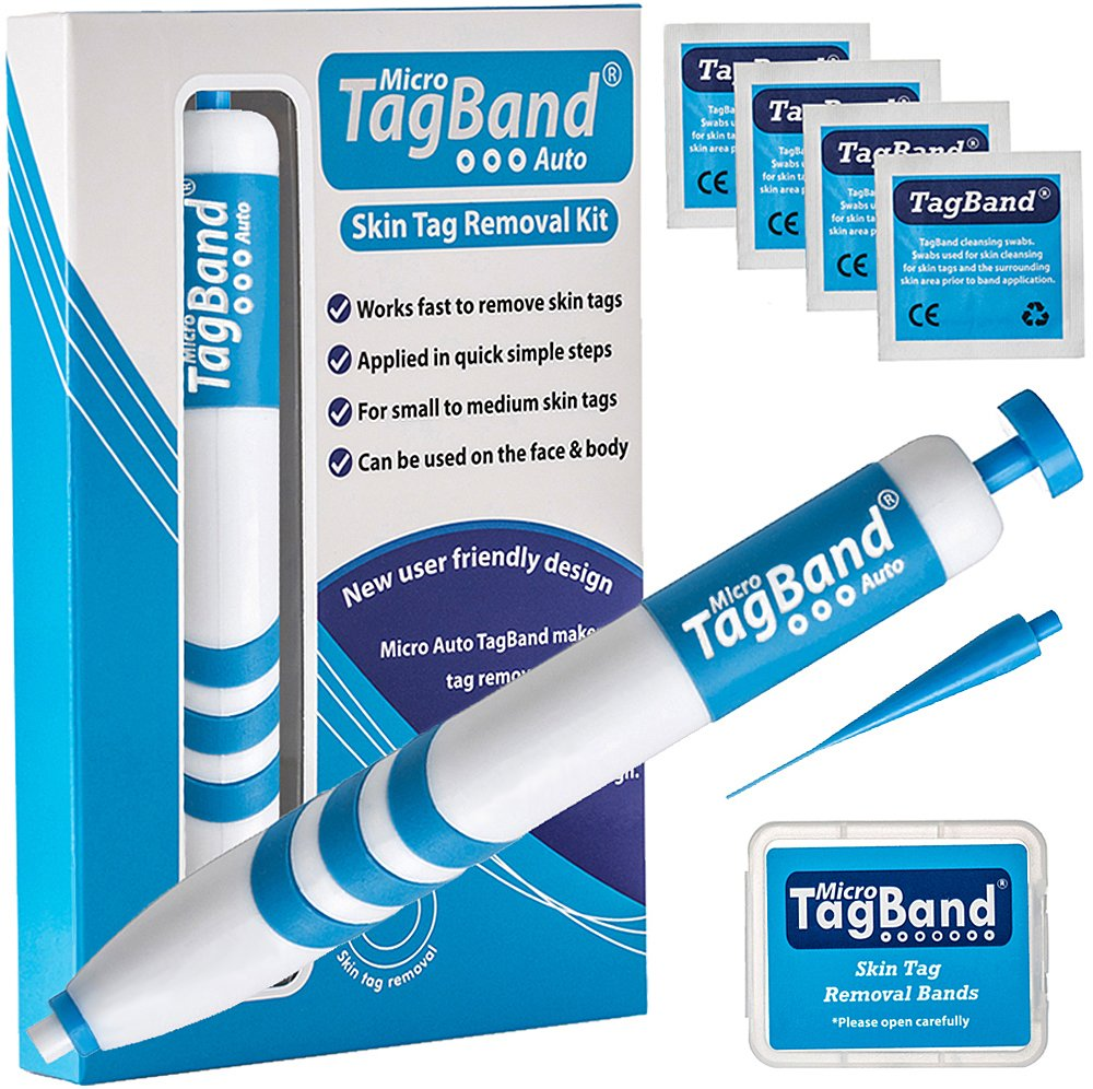 Auto Micro Tagband Skin Tag Remover Device For Small To Medium Skin Tags Buy Online In Jamaica Tagband Products In Jamaica See Prices Reviews And Free Delivery Over J 10 000 Desertcart
