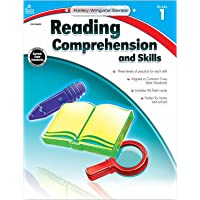 Carson-Dellosa 104619 Reading Comprehension and Skills, Grade 1