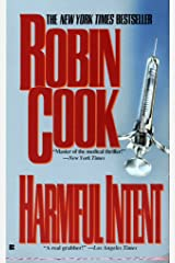 Harmful Intent (A Medical Thriller) Kindle Edition