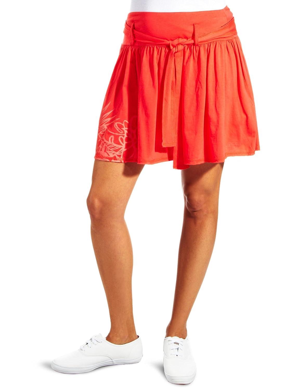 RIP CURL - Falda - Campana - para Mujer red-TR-DV24 M: Amazon.es ...