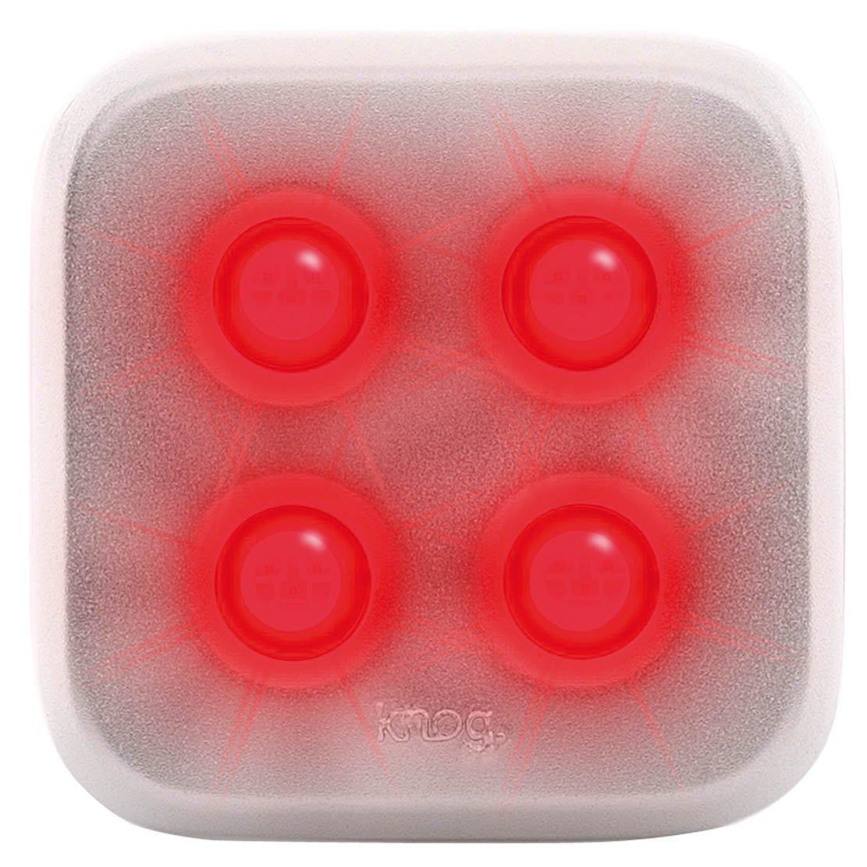 Knog Blinder Standard 4 LED Bicycle Rear light ---with Red light.