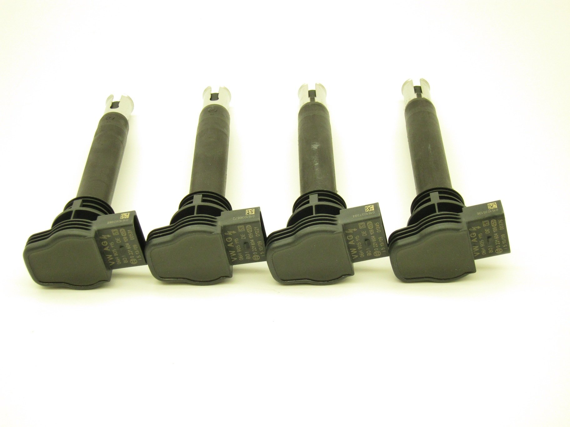 06H-905-115 2.0T Ignition Coil Set of 4 by Volkswagen