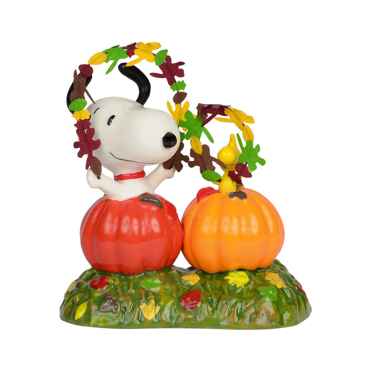 Department 56 Peanuts Happy Harvest Figurine, 3.94 inch