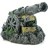 Pen Plax RR553 Mini Cannon Aquarium Figure