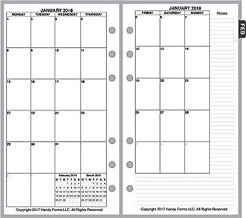 2 páginas por mes planificadores y organizadores para el ...