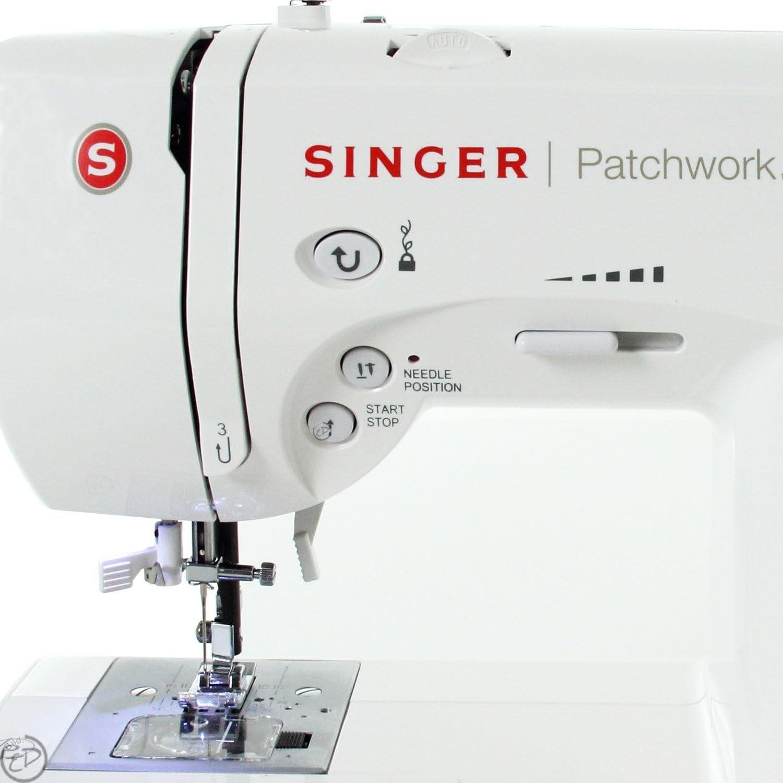 Singer Patchwork Filetage qilt Mega anschiebetisch
